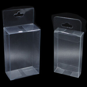Clear Pvc Boxes With Hang Hole Wedding Party Bomboniere Gift Candy Favor Box