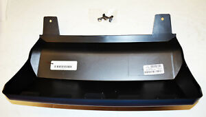 Gm Oem Rear Bumper Access Or Tow Hitch Cover Panel 23142973