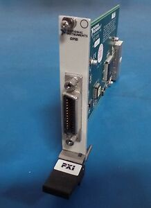 National Instruments Ni Pxi gpib High Performance Controller