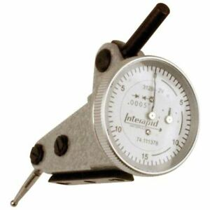 Interapid 312b 2v 060 0 15 0 1 Dial Vertical Dial Test Indicator
