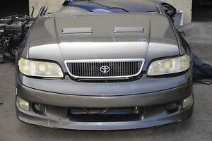 Toyota Aristo Front Clip Cut Jdm 2jzgte Single Turbo Hks V160 V161 Supra Jzs147