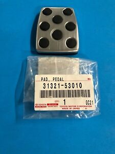Genuine Toyota Camry Celica Lexus Is250 Is350 Pedal Pad 31321 53010