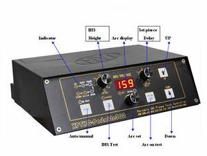 Portable300 Arc Voltage Torch Height Controller Thc Plasma Height Controller T