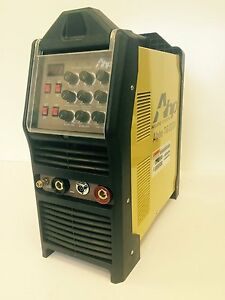 Ahp Alphatig 201dx 200 amp Igbt Pulse Ac Dc Tig stick Welder 110 240v 2018 Model