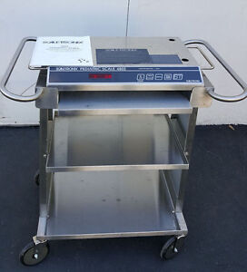 Scale tronix Pediatric Scale 4802 W Cart Manual