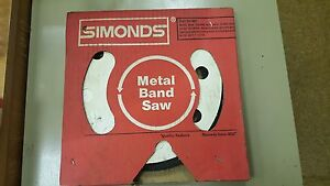 Simonds Metal Band Saw Blade
