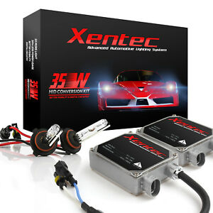 Xentec Hid Kit Xenon Light For Acura Tsx Zdx Cl Tl El Rl Integra Mdx Nsx