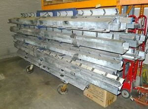 Aluminum Angle 6 X 4 X 4 3 8 Thick 3 8 6061 Can Be Cut To Other Lengths 6