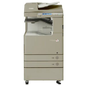 Canon Imagerunner Advance C2030 Color A3 Laser Printer Scanner Copier 170k C2020