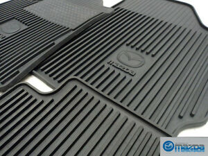 Mazda Tribute 2006 2011 New Oem All Weather Floor Mats
