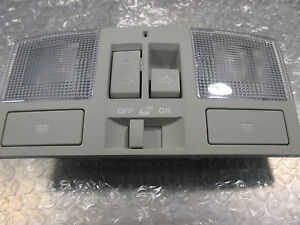 Mazda 3 2010 2013 New Oem Overhead Console Unit With Sun Roof Bcn8 69 970b75
