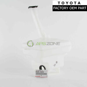 Genuine Toyota Yaris 2007 2011 Windshield Washer Reservoir Tank Oem 85315 52210