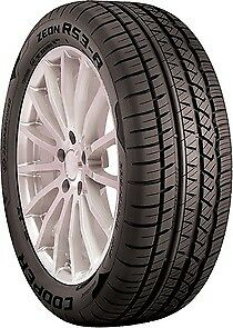 Cooper Zeon Rs3 a 225 55r16 95w Bsw 4 Tires