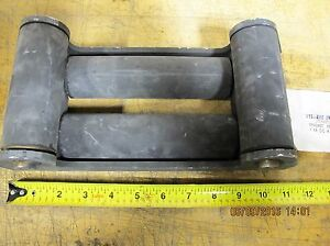 Hmmwv Wire Rope Guide Winch Fairlead Roller Assembly 4x4 Off Road E3fl