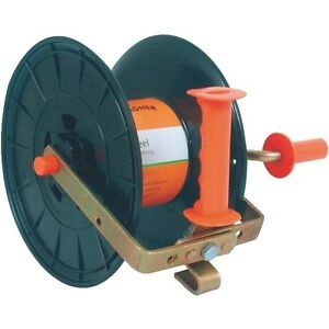 Gallagher Electric Fence Reel Kite Twine Wire Rope Farm Rancher Tools