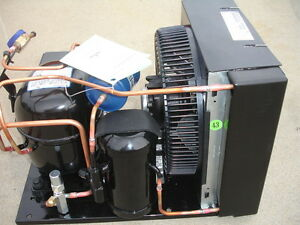 Copeland Emerson Indoor 1 2hp 115volt Condensing Unit M4fl h051 iaa 272 New