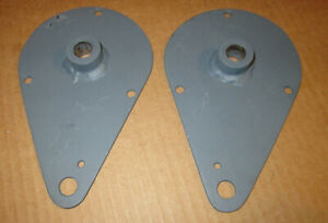 Side Plates 400 500 700 800 900 Early 930 730 830 Case Tractor Seat Suspension