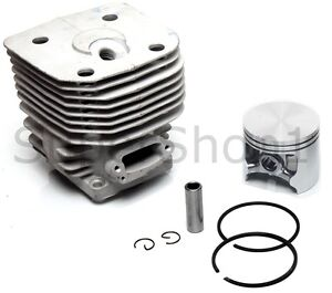 Cylinder Piston Kit For Partner K1260 Husqvarna Cut off Concrete Saw 60mm