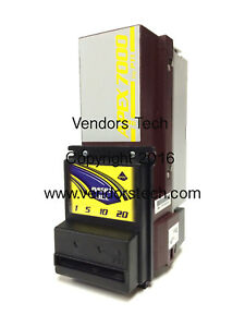New Pyramid Apex 7400 uc4 usa 24 Volt Mdb Bill Acceptor Validator