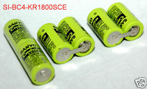 Refill Battery For Nikon Bc 4 Survey Instrument