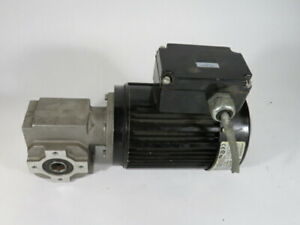 Bodine bosch 42y6bfpp 3842516621 Gearbox Motor With Speed Reducer Used