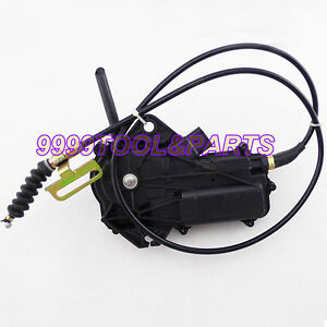 Excavator Engine Stop Motor 2523 9016 For Doosan Daewoo S220lc v Dh220 5 Dh220 7
