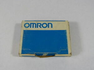 Omron H3dx Timer 0 10 Min Din Rail Mount 24 240vac New