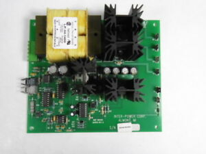 Inter power Corporation Lm3610 Igbt Driver Used