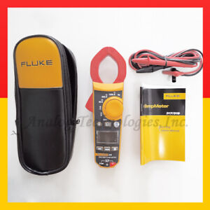 New Fluke Digital Clamp Meter 319 True rms Inrush Current 100ms Free Us Shipping