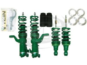 Tein Gsa22 8uss2 Street Basis Z Coilovers 01 05 Honda Civic Si Ep3