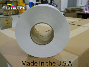 4000 4x6 Direct Thermal Labels 1 000 roll 4 Rolls 3 Core