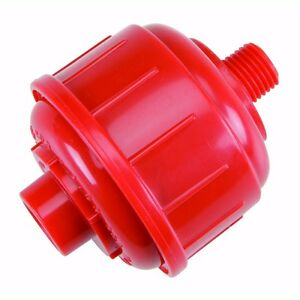 Disposable Inline Moisture Dirt Oil Remover Filter For Compressor Outlet Use