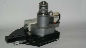 Parker Daedal 4451 Linear rotary Positioner Actuator 3 Axis W Motor Encoder