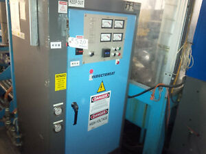 Inductotherm Induction Melting Furnace System 100kw 7304