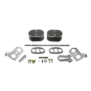 Type 1 idf Style Linkage Kit W Air Cleaners