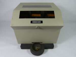 Frisco Bay Moh 00393 Coin Sorter With 6 Hoppers Used