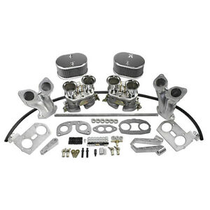 Type 1 Dual 40mm Idf Aa Carburetor Kit