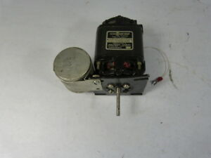 Leeds 017209 Electric Motor Type Nyc 12 120 V ac Used