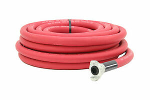 3 4 Jackhammer Jack Hammer Rubber Air Hose 50 Ft