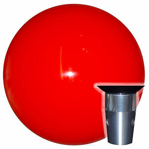 Solid Orange Non Threaded Shift Knob Kit U S Made