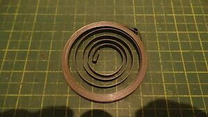 Genuine Robin Subaru Parts 106 50115 08 Spiral Recoil Spring Assembly 1065011508