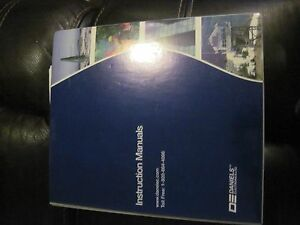 New Sealed Instruction Manual Daniels Electronics Low Band Repeater 29 50 Mhz