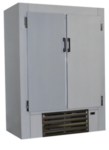 Cooltech Stainless Steel 2 door Reach in Cooler 48