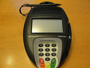 New Hypercom Optimum L4250 Credit Card Terminal Customer facing Pin Pad Stylus