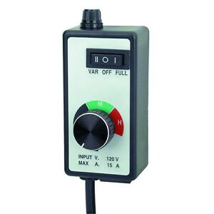 Variable Router Speed Control W Dc Or Ac Motor And 6ft Cord
