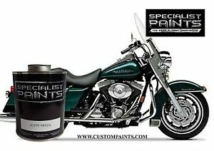 Quart Of Harley Davidson Suede Green Paint Motorcycle Automotive Ppg Hok
