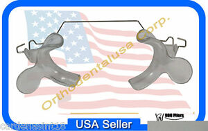 10 Cheek Retractor Wire Type Autoclavable Ref 600 038 Orthodontic Supplies