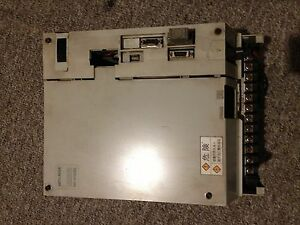 Mitsubishi Mr h700bn Servo Amplifier Used