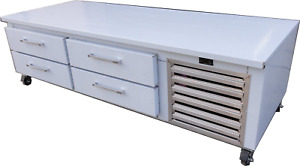 Cooltech 4 drawers Chef Base Equipment Stand Refrigerator 76