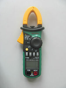 Ms2108 True rms Ac dc Current Digital Clamp Meter